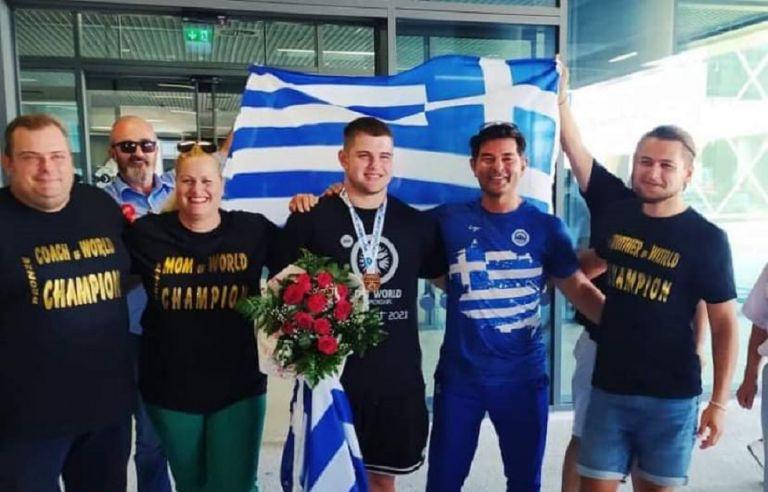 Επέστρεψε στη Ελλάδα ο Παγκόσμιος Γκίρνης (vid)   to10.gr