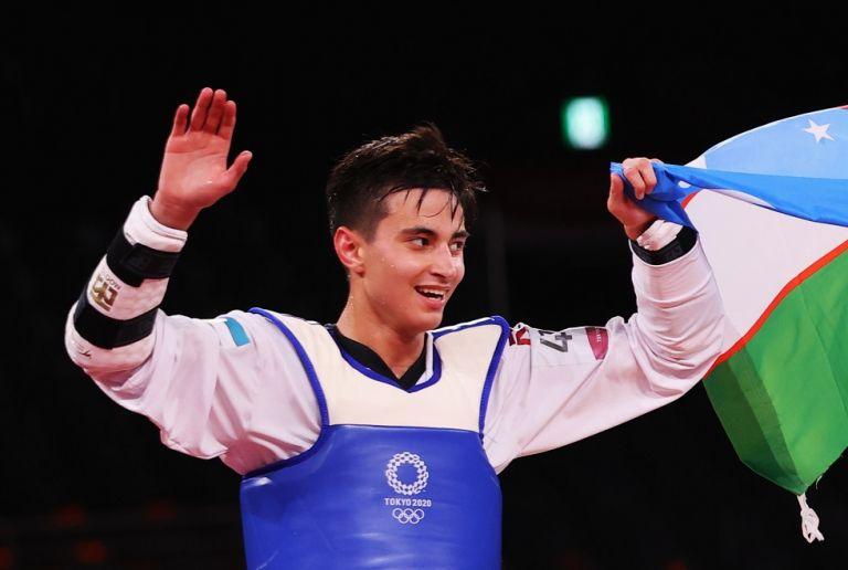 Ολυμπιονίκης στο ταεκβοντό ο Ρασίντοφ   to10.gr