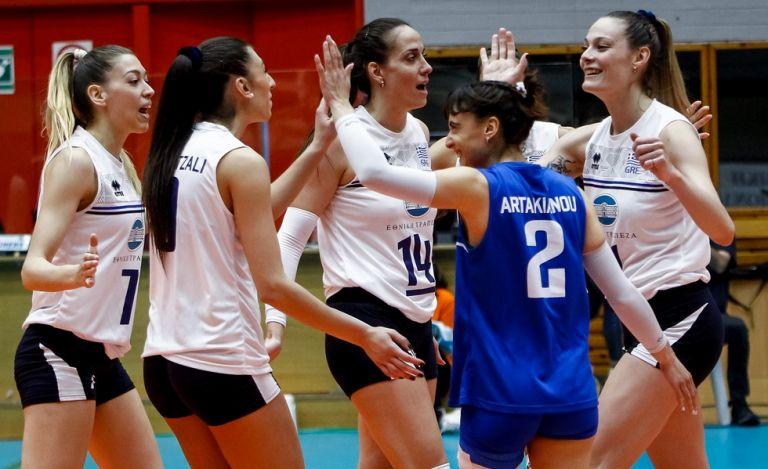 Ευρωπαϊκό Πρωτάθλημα: Πρεμιέρα της Εθνικής γυναικών κόντρα στη διοργανώτρια Βουλγαρία | to10.gr