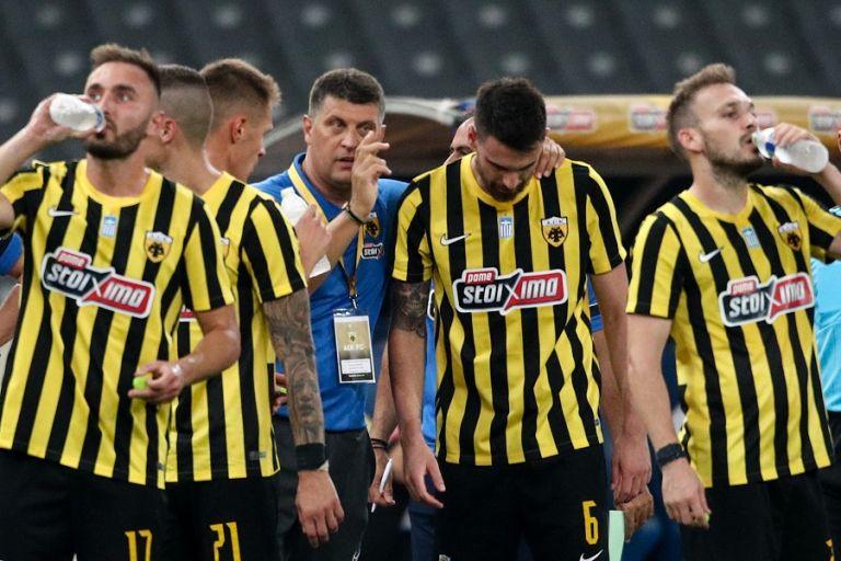 Η ΑΕΚ παραμένει «παγιδευμένη» στις… αναμνήσεις του 2018 | to10.gr