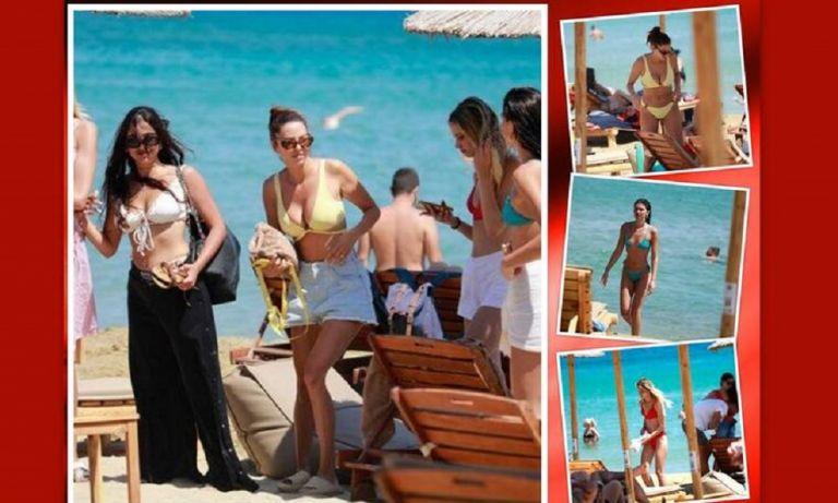 «Αναστέναξε» η Πάρος με τα κορίτσια του GNTM σε παραλία του νησιού!   to10.gr
