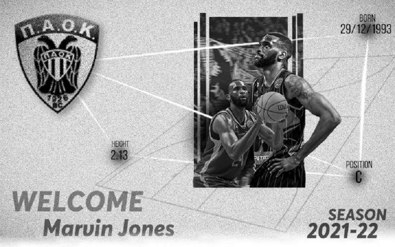 Ανακοίνωσε Τζόουνς ο ΠΑΟΚ (pic)   to10.gr