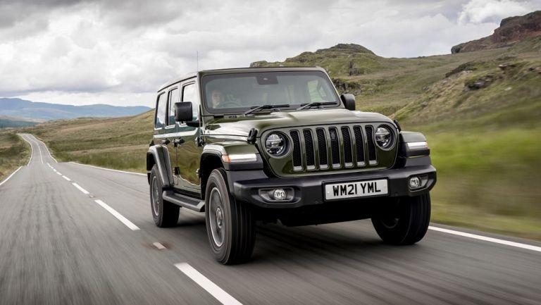 Επετειακή αναβάθμιση για το Jeep Wrangler | to10.gr