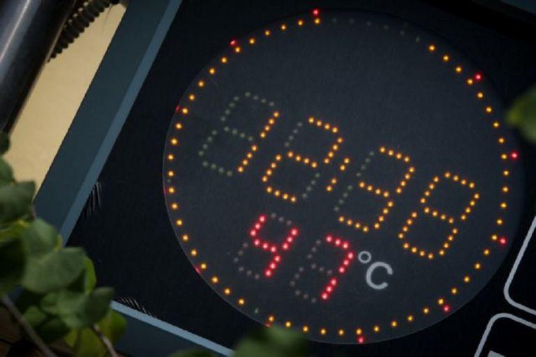 «Φλέγεται» η Αθήνα – Το θερμόμετρο έδειξε 47 βαθμούς στο κέντρο | to10.gr