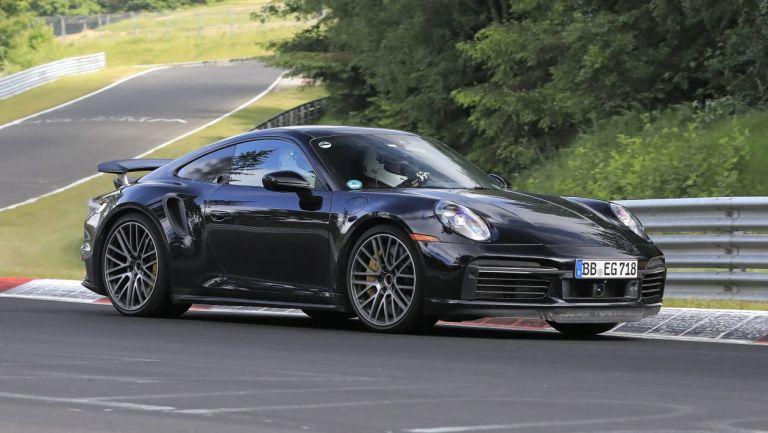 Πρόβα τζενεράλε στο Nurburgring για την Porsche 911 Turbo Hybrid   to10.gr