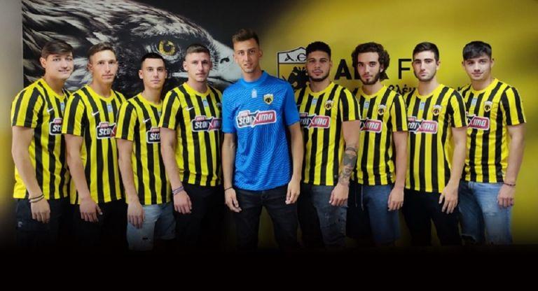 ΑΕΚ: Ανακοίνωσε εννέα παίκτες για την β΄ομάδα | to10.gr