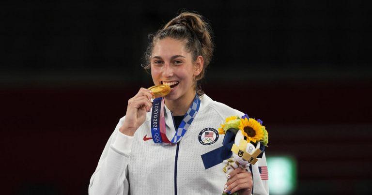 Ζόλοτιτς: «Μακάρι αυτό το χρυσό να αυξήσει τη δημοτικότητα του ταεκβοντό στις ΗΠΑ» | to10.gr