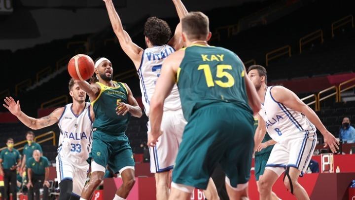 Έκανε το «δύο στα δύο» η Αυστραλία κόντρα στην Ιταλία (86-83) | to10.gr