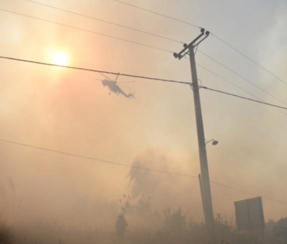 Συγκλονιστικές εικόνες από το πύρινο μέτωπο στην Αχαΐα – Κάηκαν σπίτια   to10.gr