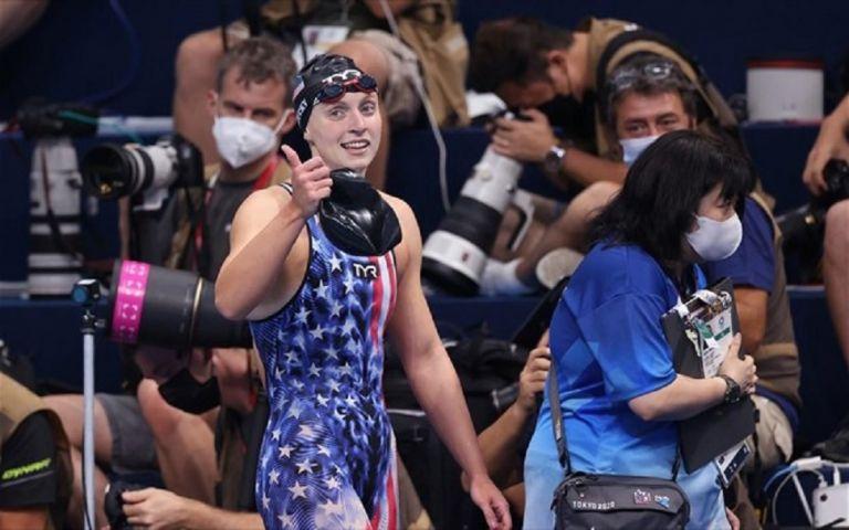 Ολυμπιακοί Αγώνες – Τρίτο χρυσό στα 800μ ελεύθερο για τη Λεντέκι   to10.gr