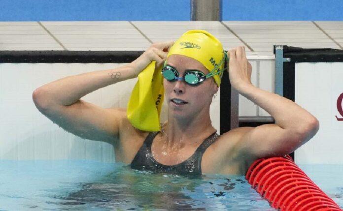 Η Αυστραλή ΜακΚίον το χρυσό στα 100μ. ελεύθερο με Ολυμπιακό ρεκόρ (vid)   to10.gr