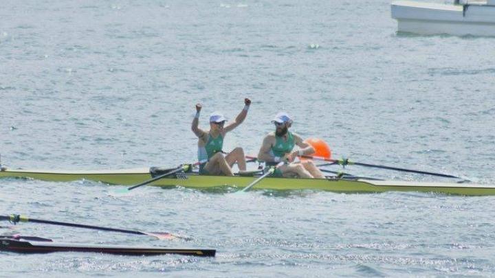 Διπλό Σκιφ Ελαφρών Βαρών Ανδρών: Το χρυσό μετάλλιο κατέκτησαν οι ΜακΚάρθι και Ο'Ντόνοβαν   to10.gr