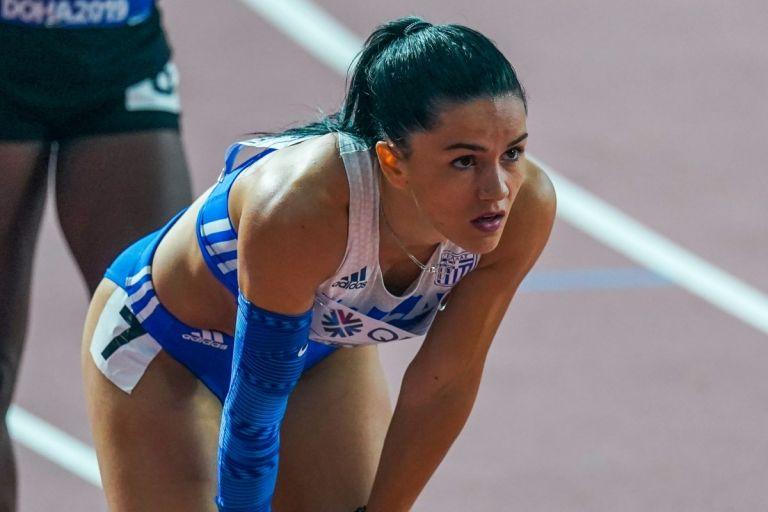 Εκτός ημιτελικών η Σπανουδάκη στα 100μ. | to10.gr
