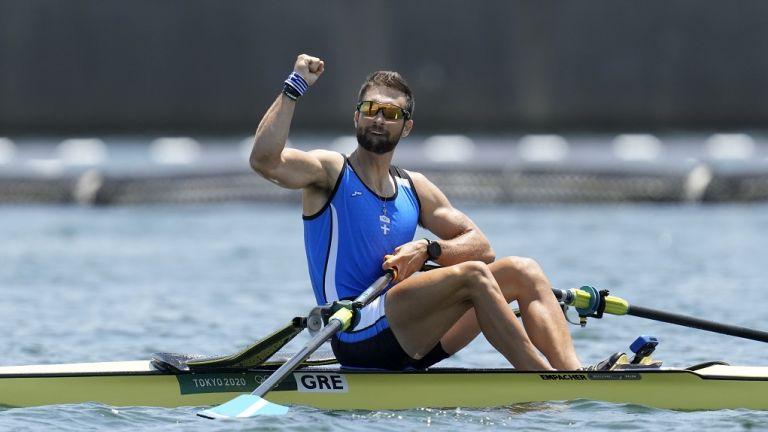 Ντούσκος – «Η καλύτερη στιγμή της ζωής μου, ελπίζω να είμαι το ίδιο και στους επόμενους Ολυμπιακούς» (vid)   to10.gr