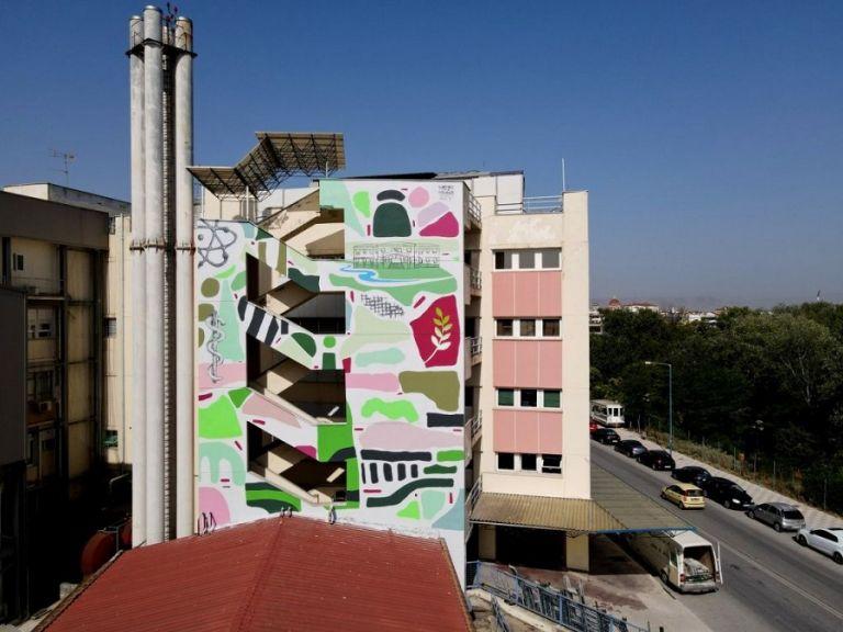 Τα νοσοκομεία της χώρας γεμίζουν… χρώμα – Η νέα προσπάθεια εν μέσω πανδημίας ξεκίνησε από το ΓΝ Λάρισας | to10.gr