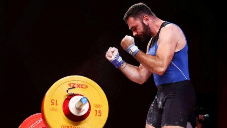 Ιακωβίδης – Σκέφτομαι να κάνω λίγη υπομονή ακόμα και να συνεχίσω την άρση βαρών   to10.gr