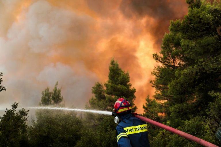 Φωτιά στην Αττική – Πέντε οι εγκαυματίες από την πύρινη λαίλαπα | to10.gr