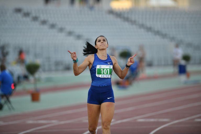 Η Σπανουδάκη με 23.16 προκρίθηκε στον ημιτελικό των 200 μ. | to10.gr