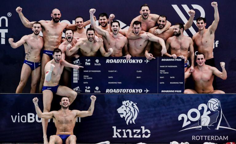 «Σκόρπισε» τις ΗΠΑ η Ελλάδα με 14-5, ολοταχώς για μετάλλιο (vid)   to10.gr