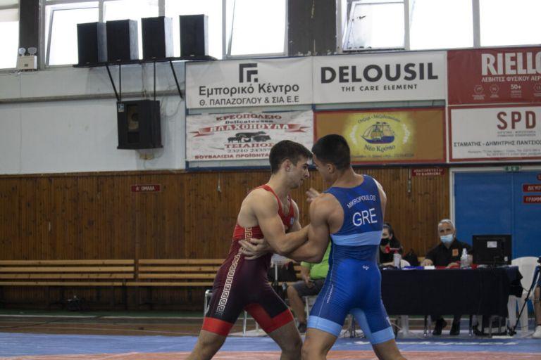 Ο Εθνικός πρωταθλητής σύλλογος στους Εφηβους ελληνορωμαϊκής | to10.gr