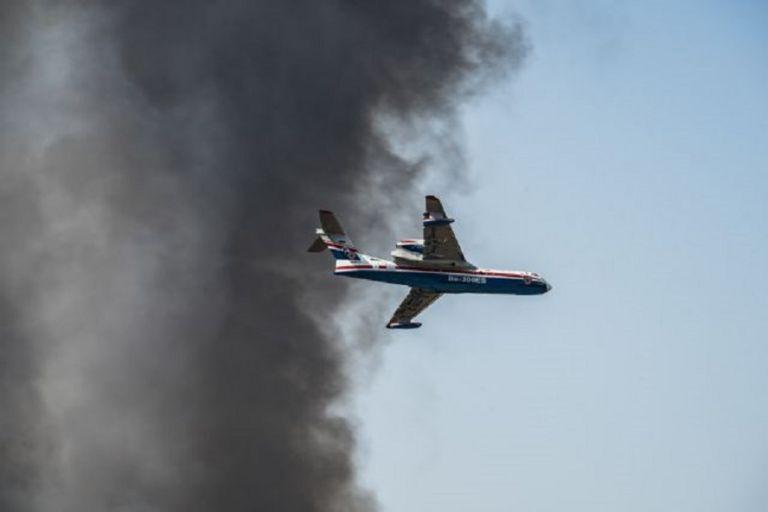 Μεγάλη πυρκαγιά στη Μεσσηνία – Μήνυμα του 112 για εκκένωση περιοχών | to10.gr