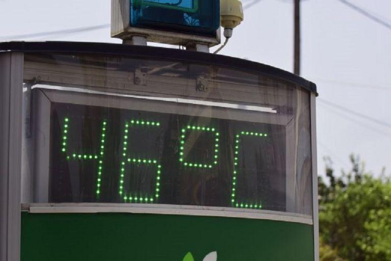 Καύσωνας – Θερμοκρασίες ρεκόρ με 46,3 βαθμούς στη Μακρακώμη | to10.gr