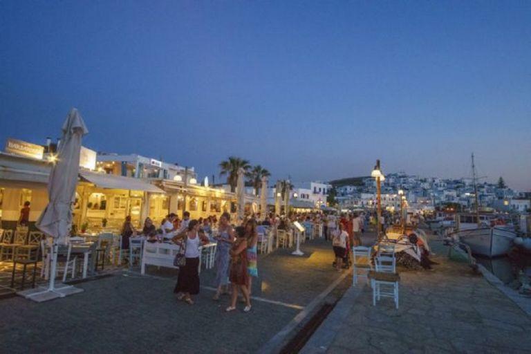 Στα κάγκελα οι επιχειρηματίες της Πάρου – Κλειστά όλα τα μπαρ στη Νάουσα – Γιατί διαμαρτύρονται   to10.gr