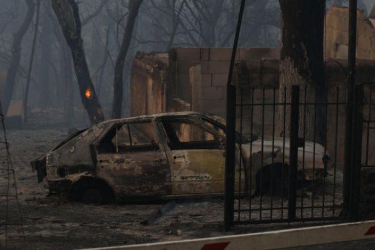 Φωτιά στην Αχαΐα – Συνεχίζεται η μάχη με τις φλόγες – 16 τραυματίες, «στάχτη» 20 σπίτια   to10.gr