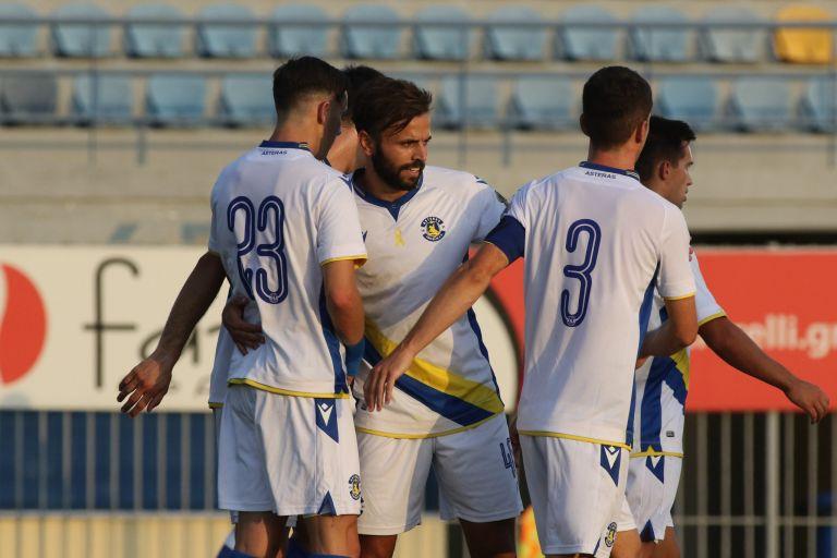 Άνετη φιλική νίκη του Αστέρα επί του Ιωνικού (4-0)   to10.gr