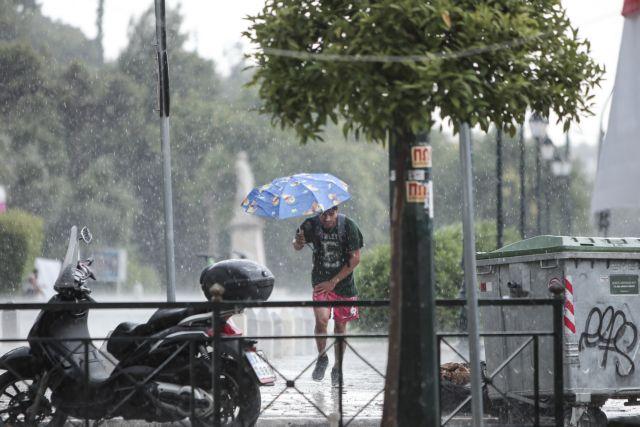 «Τρελός» καιρός – Καταιγίδες και χαλάζι από Παρασκευή και μετά… ξανά καύσωνας   to10.gr