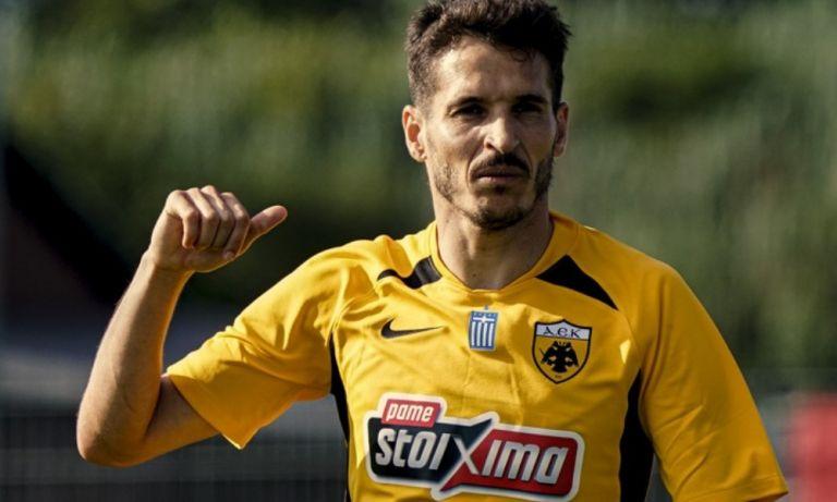 Αποχαιρέτησε την ΑΕΚ ο Λόπεζ – «Μια ομάδα, πραγματικό μεγαλείο» (pic)   to10.gr