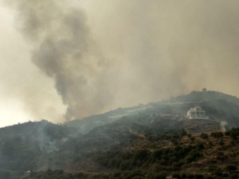 Σε εξέλιξη η φωτιά στην περιοχή Βασιλίτσι Μεσσηνίας – «Ανάσα» μετά τον νυχτερινό πύρινο εφιάλτη στη Στυλίδα | to10.gr