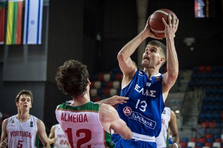 Η Εθνική Εφήβων νίκησε με 70-63 την Πορτογαλία | to10.gr