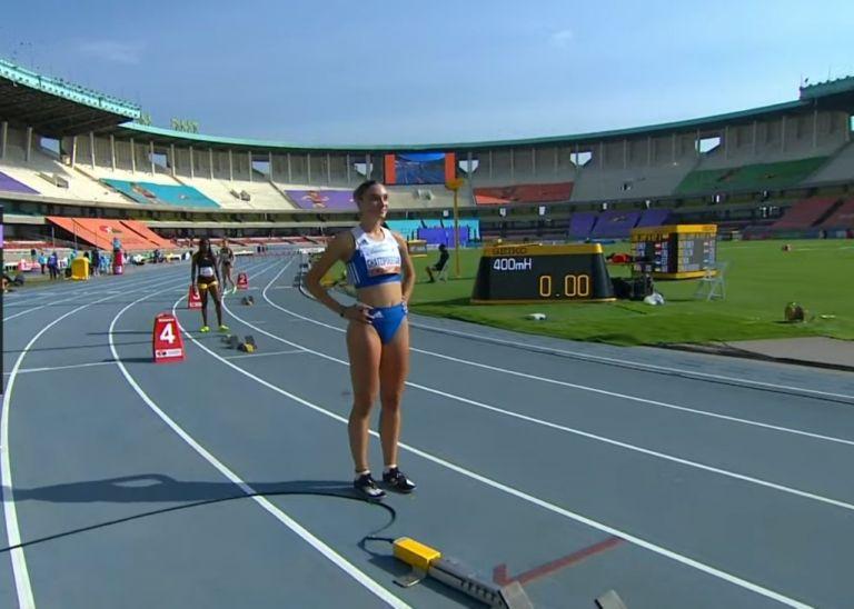 Παγκόσμιο Κ20: Η Άννα Χατζηπουργάνη τερμάτισε σε 60.67 τα 400 μ. εμπ.   to10.gr