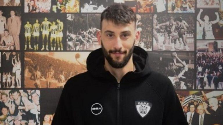 Ανακοίνωσε Καμπερίδη ο ΠΑΟΚ | to10.gr
