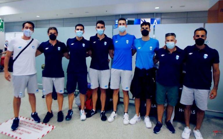Η επιστροφή του 5ου Ολυμπιονίκη Κριστιάν Γκολομέεβ και των άλλων κολυμβητών | to10.gr