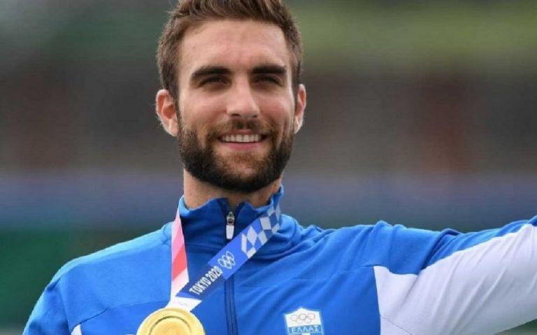Θα τα χάσετε! Δείτε την κούκλα σύντροφο του Έλληνα Ολυμπιονίκη Στέφανου Ντούσκου   to10.gr