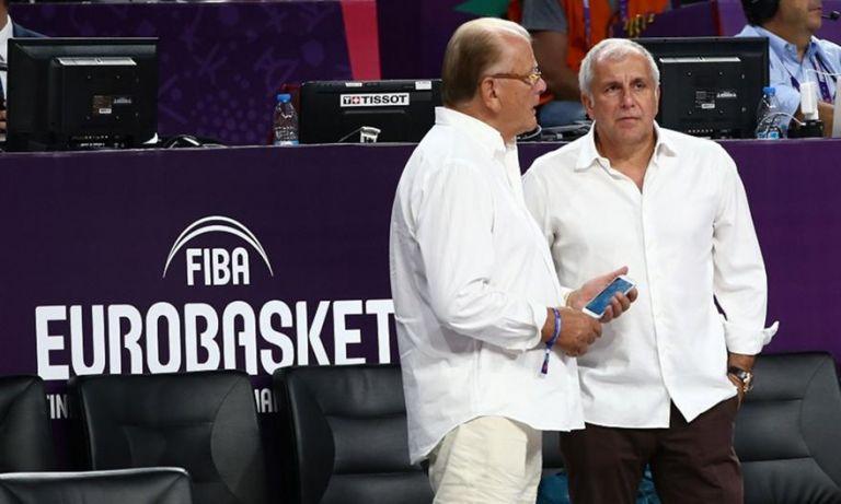 Ίβκοβιτς: «Είχα πει στον Ζοτς ότι είναι μεγάλο ρίσκο να πάει στην Παρτιζάν»   to10.gr
