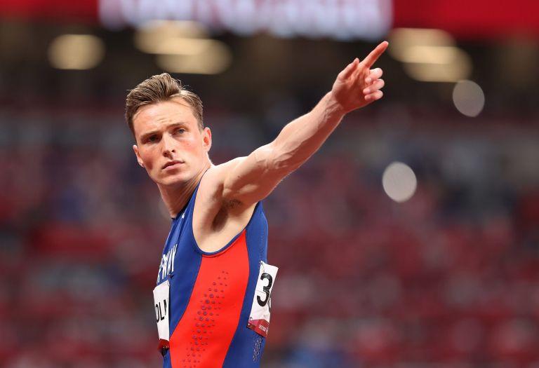 Ασύλληπτο παγκόσμιο ρεκόρ στα 400 μ. εμπ. Ανδρών | to10.gr