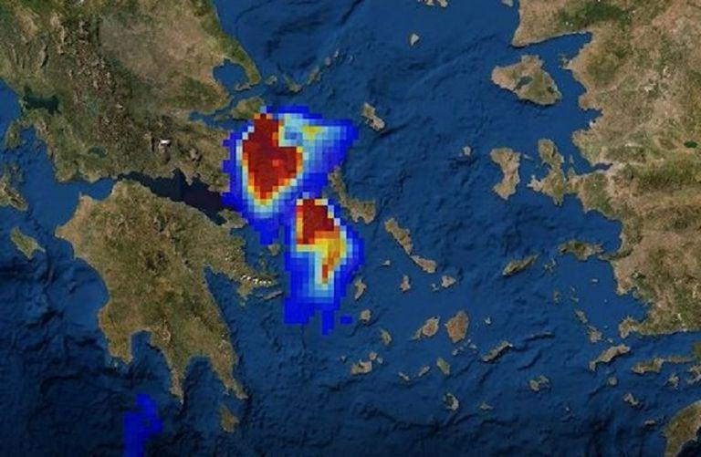 Γέμισε η Ελλάδα καπνούς από τις φωτιές – Καταστροφή στην Εύβοια | to10.gr