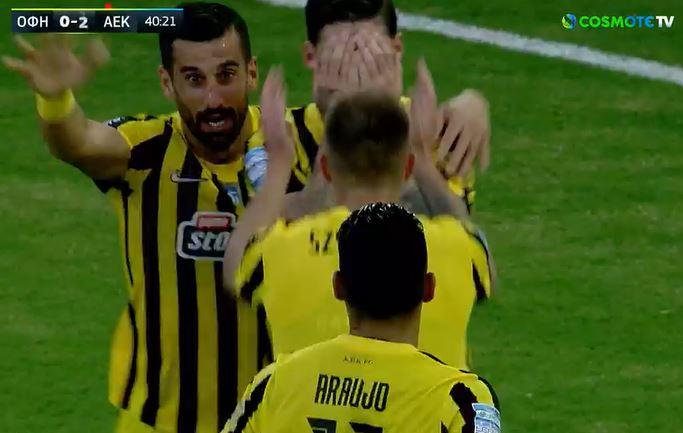 Τσούμπερ και 2-0 η ΑΕΚ (vids) | to10.gr