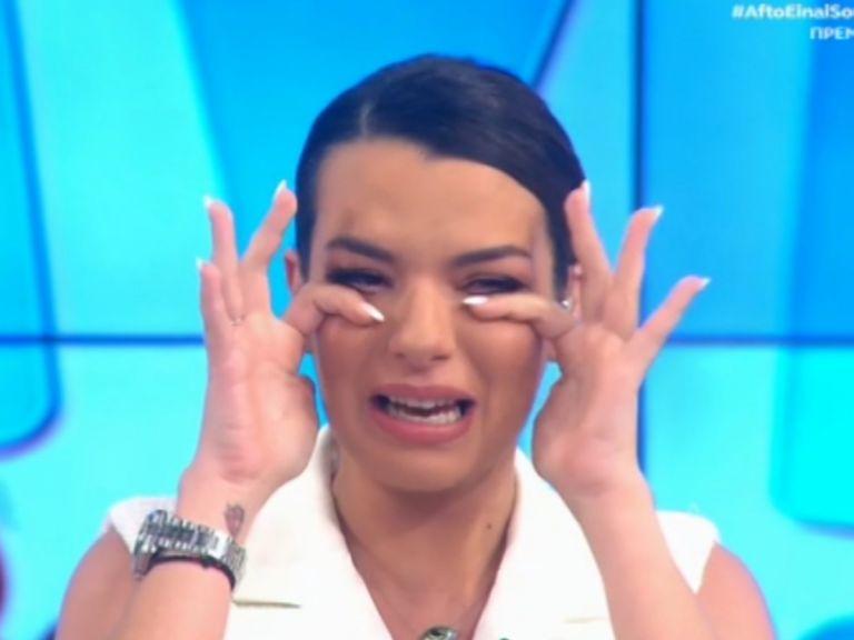 Πλάνταξε στο κλάμα η Νικολέττα Ράλλη – Τι συνέβη (Vid) | to10.gr