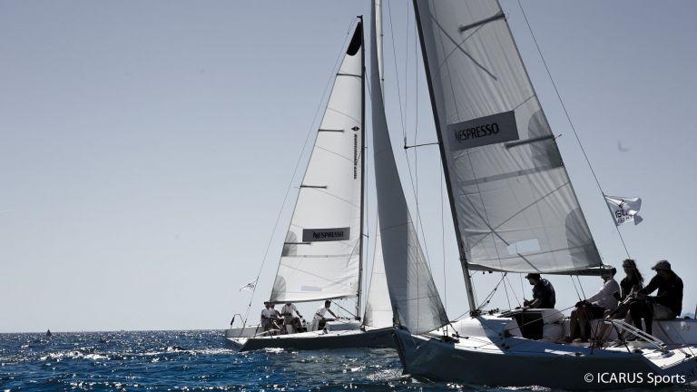 7ο Hellenic Match Racing Tour: Μάντης-Καγιαλής και Τσουλφάς κοντά στην πρόκριση στον μεγάλο τελικό της Κυριακής | to10.gr