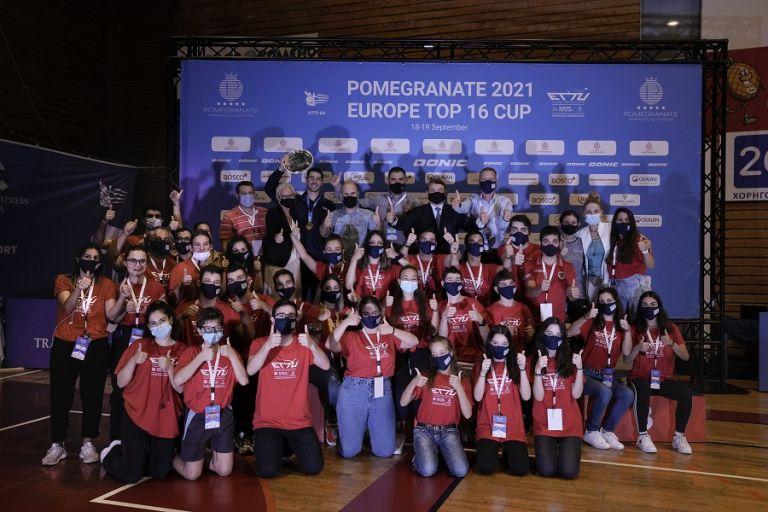 Παπαγεωργίου – «Ώθηση για τη δύσκολη συνέχεια η επιτυχία του Ευρωπαϊκού Τοπ 16»   to10.gr