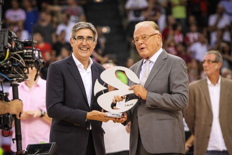 Μπερτομέου για Ίβκοβιτς – «Μεγαλύτερη επιρροή από κάθε άλλον στο ευρωπαϊκό μπάσκετ» | to10.gr