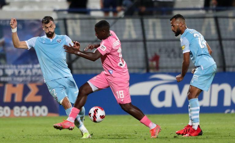Ιωνικός-ΠΑΣ Γιάννινα 0-0 – Θέαμα χωρίς γκολ στη Νίκαια (vid) | to10.gr