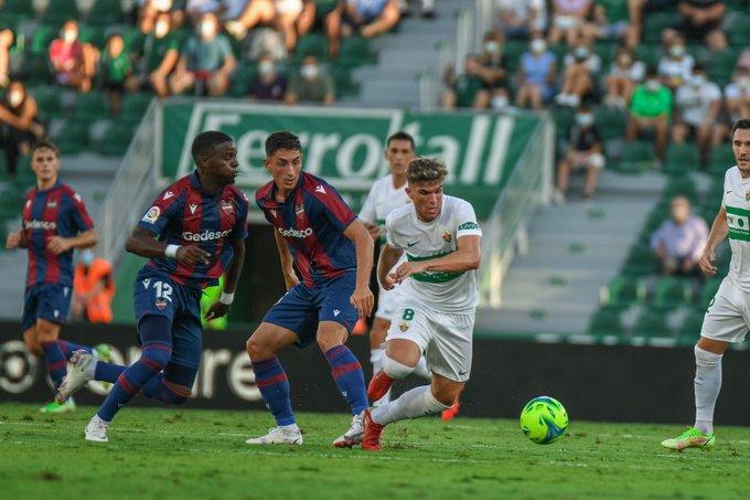 Έλτσε – Λεβάντε 1-1 – Ισόπαλες αναδείχθηκαν οι δύο ομάδες | to10.gr