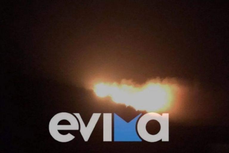 Συναγερμός στην πυροσβεστική – Φωτιά στην Κάρυστο – Σε δύσβατο σημείο | to10.gr