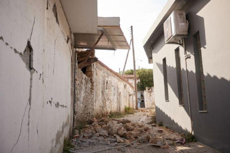 Σεισμός στην Κρήτη – 359 μη κατοικήσιμα κτήρια μόνο στις πρώτες αυτοψίες | to10.gr