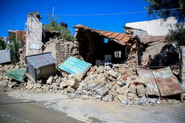Σεισμός στην Κρήτη – Καταστράφηκε ένα ολόκληρο χωριό από τον σεισμό – Μόνο δύο σπίτια άντεξαν στα Ρίχτερ | to10.gr